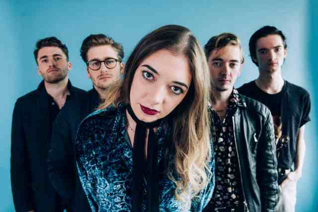 Marmozets Group Shot 2