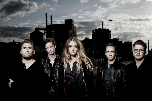 Marmozets Group Shot 1
