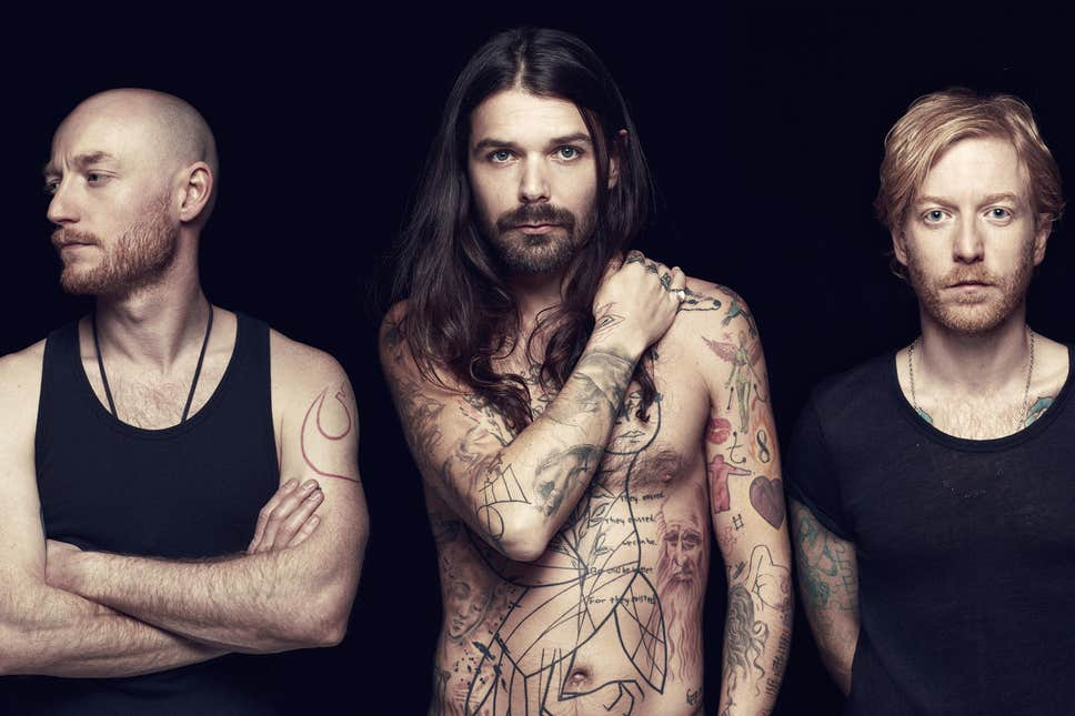 Biffy Clyro The Modern Leper