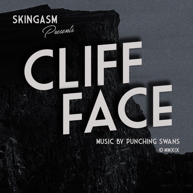 Punching Swans Cliff Face